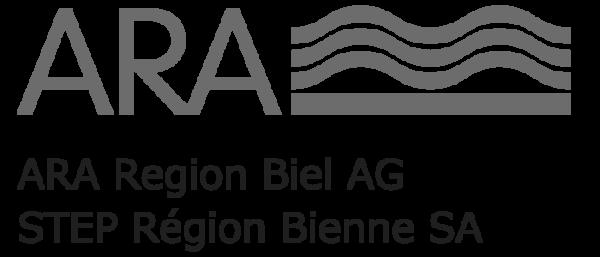 Logo von ARA Region Biel AG