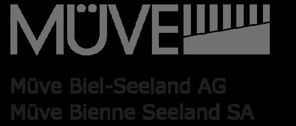 Logo von Müve Biel-Seeland AG